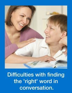 paediatric speech therapy