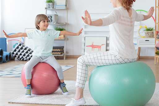 occupational therapy for kids near St Marys East